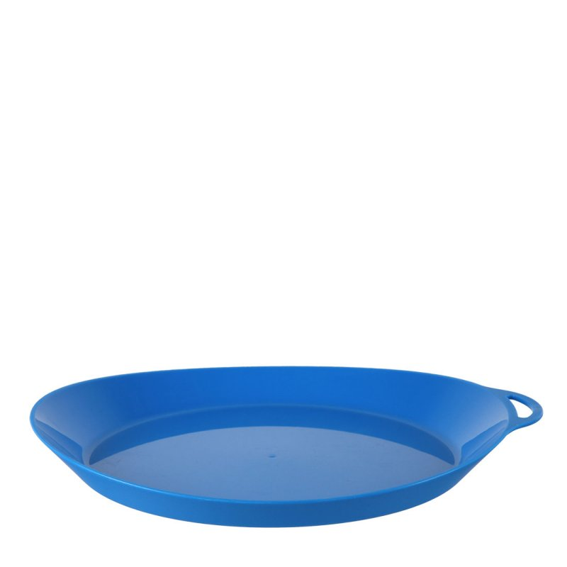 Ellipse Plate - Blue