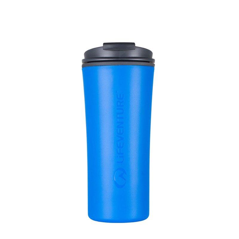 Ellipse Travel Mug - Blue