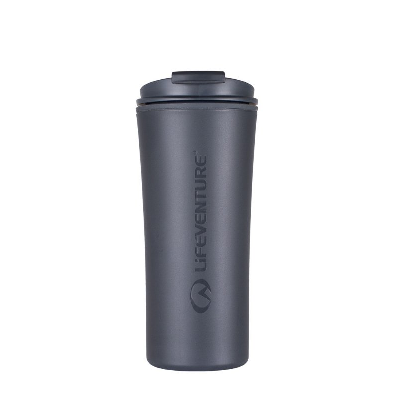 Ellipse Travel Mug - Graphite