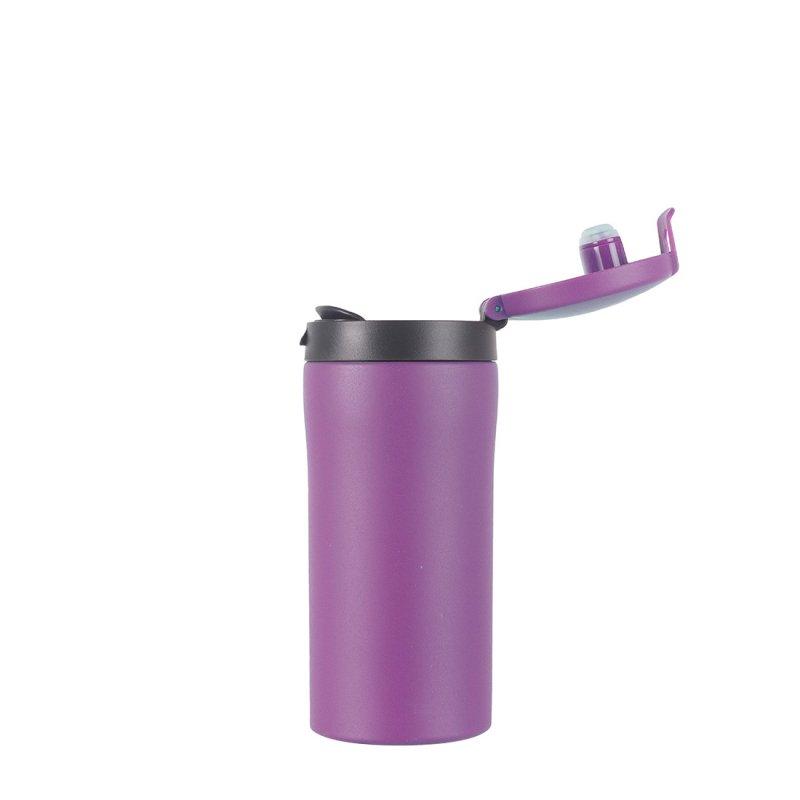 Flip-Top Thermal Mug Lid - Pink