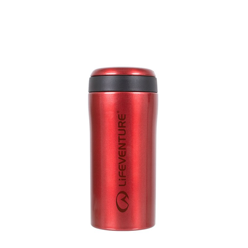 Thermal Mug - Gloss Red