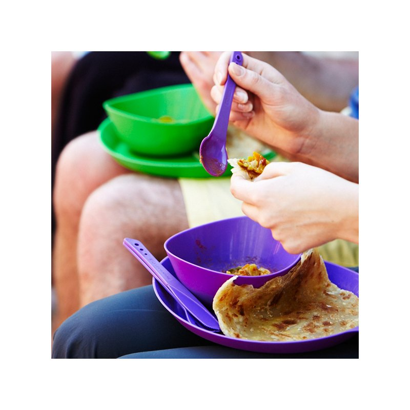 Ellipse plastic camping cookware