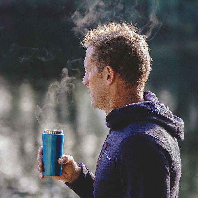 Thermal Mugs Lifestyle - Gloss Blue