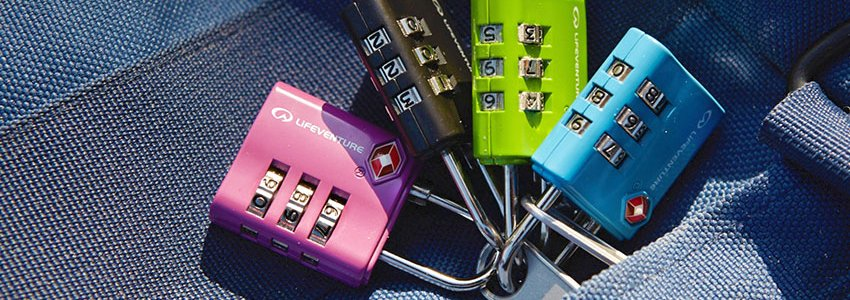 Luggage Locks Banner